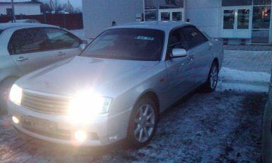 Nissan Gloria 1999 отзыв автора | Дата публикации 02.05.2012.