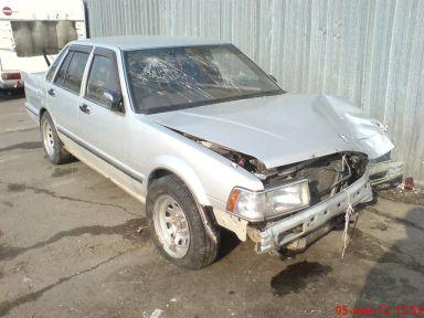 Nissan Gloria, 1989