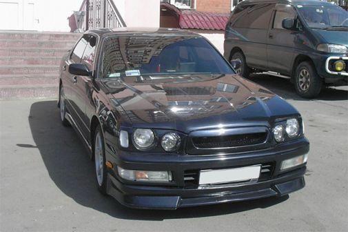 Nissan Gloria 1998 - отзыв владельца