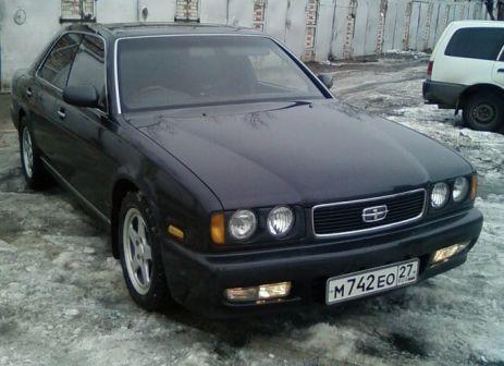 Nissan Gloria 1991 - отзыв владельца