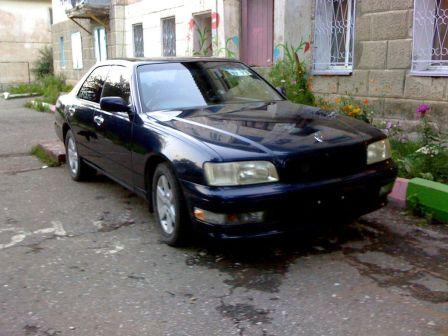 Nissan Gloria 1996 - отзыв владельца