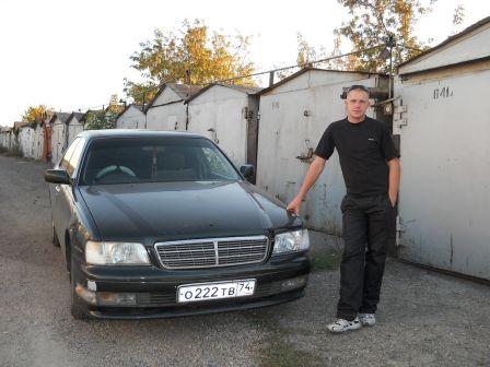 Nissan Gloria 1997 - отзыв владельца