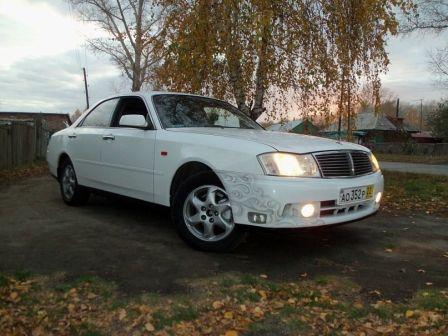 Nissan Gloria 2000 - отзыв владельца