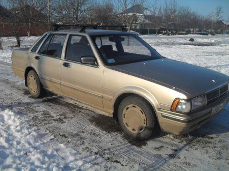 Nissan Gloria 1989 - отзыв владельца