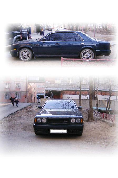 Nissan Gloria 1994 - отзыв владельца