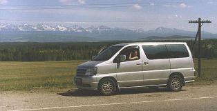 Nissan Homy, 1999