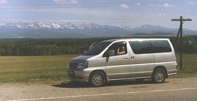 Nissan Homy 1999 отзыв автора | Дата публикации 02.07.2004.