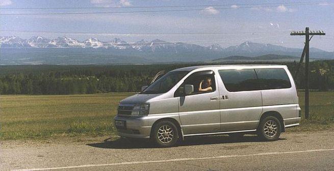 Nissan Homy 1999 - отзыв владельца