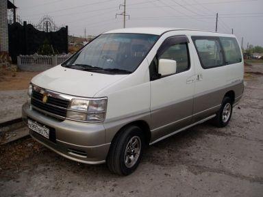 Nissan Homy Elgrand, 1997