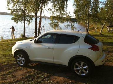 Nissan Juke 2011 отзыв автора | Дата публикации 19.08.2011.