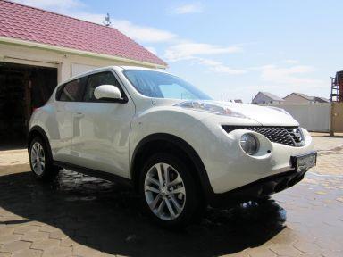 Nissan Juke 2011 отзыв автора | Дата публикации 11.10.2011.