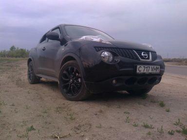 Nissan Juke 2011 отзыв автора | Дата публикации 26.04.2012.