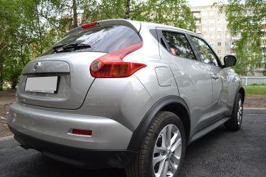 Nissan Juke 2011 отзыв автора | Дата публикации 28.05.2012.