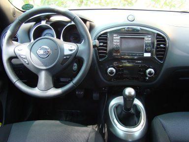 Nissan Juke 2012 отзыв автора | Дата публикации 15.08.2012.