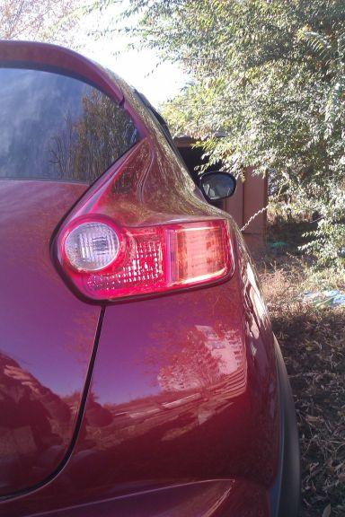 Nissan Juke 2012 отзыв автора | Дата публикации 09.11.2012.