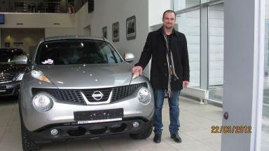 Nissan Juke 2011 отзыв автора | Дата публикации 20.11.2012.