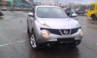 Nissan Juke 2012 отзыв автора | Дата публикации 29.04.2013.
