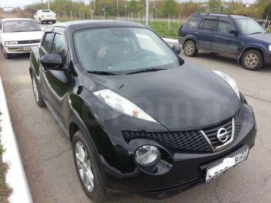 Nissan Juke 2011 отзыв автора | Дата публикации 23.04.2014.