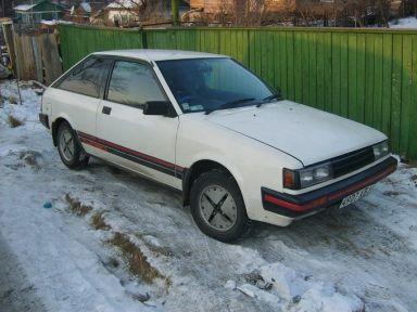 Nissan Langley, 1984