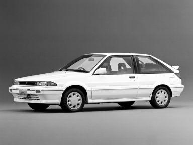 Nissan Langley, 1986