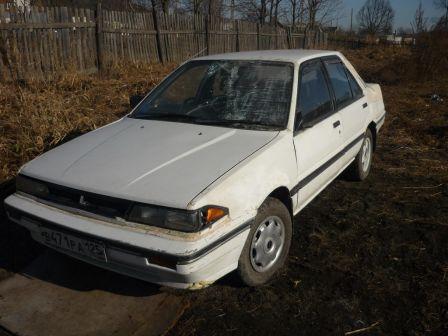 Nissan Langley 1989 - отзыв владельца