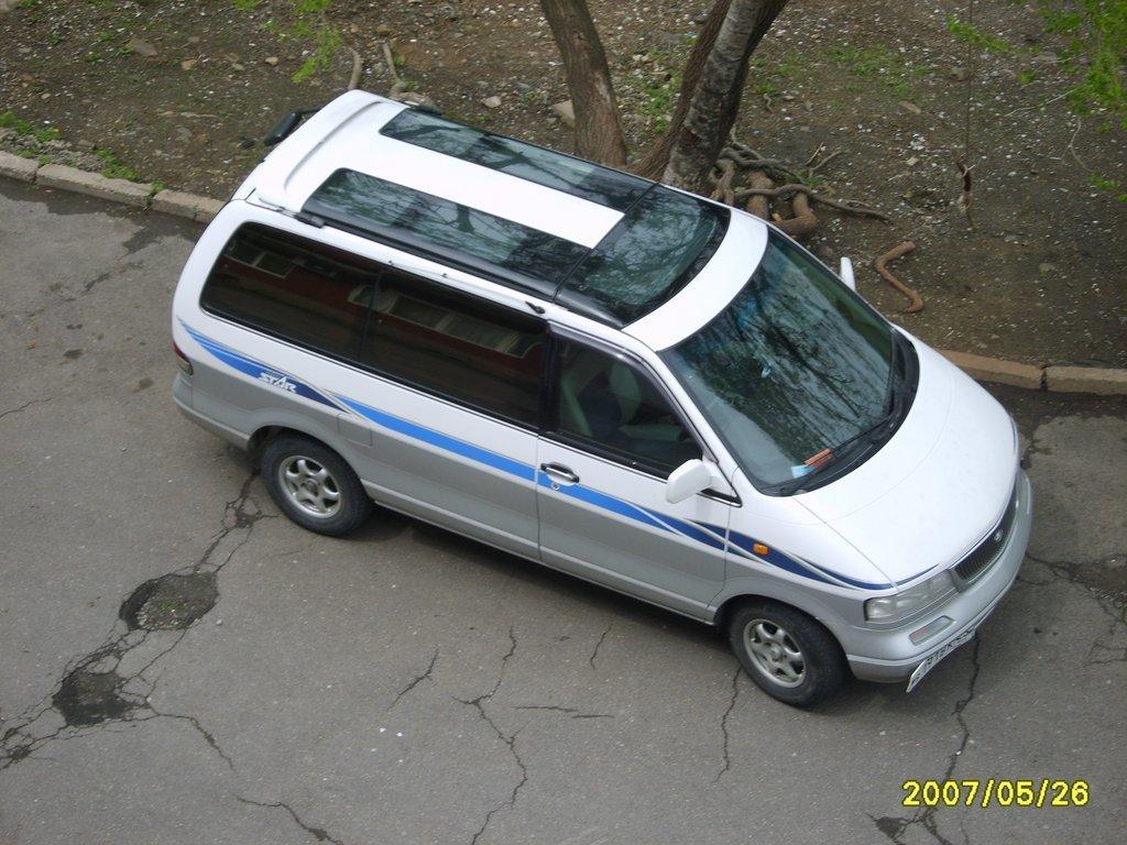 nissan largo 1996 тюнинг