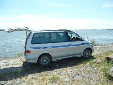 Nissan Largo отзыв автора | Дата публикации 14.07.2011.