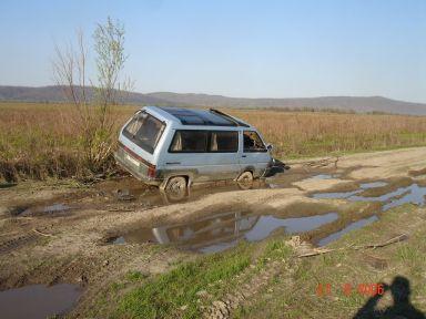 Nissan Largo 1989 отзыв автора | Дата публикации 16.03.2012.