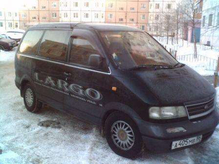 Nissan Largo 1993 - отзыв владельца
