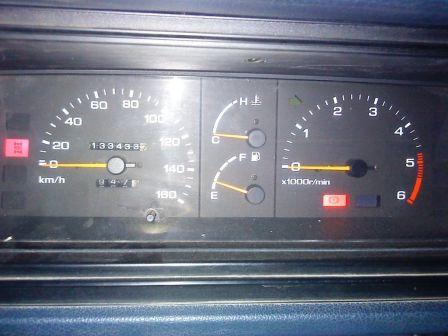 Nissan Largo 1992 - отзыв владельца