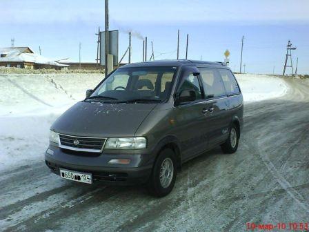 Nissan Largo 1999 - отзыв владельца