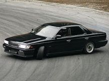 Nissan Laurel, 1989
