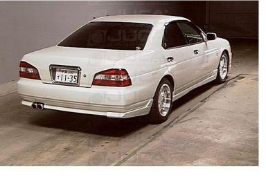 Nissan Laurel 2001 отзыв автора | Дата публикации 13.11.2006.