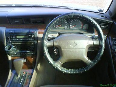 Nissan Laurel 1999 отзыв автора | Дата публикации 28.06.2007.