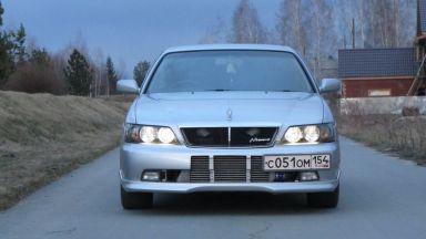 Nissan Laurel, 2001