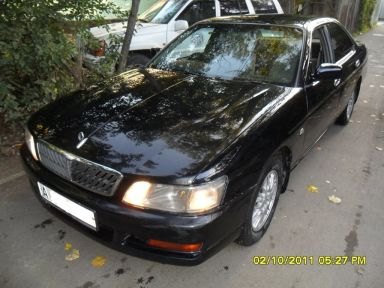 Nissan Laurel 1998 отзыв автора | Дата публикации 03.02.2013.