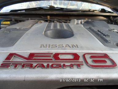 Nissan Laurel 1998 отзыв автора | Дата публикации 07.02.2013.