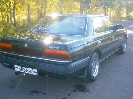 Nissan Laurel 1990 - отзыв владельца