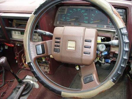 Nissan Laurel 1984 - отзыв владельца