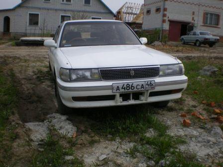 Nissan Laurel 2001 - отзыв владельца