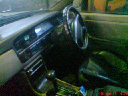 Nissan Laurel 1992 - отзыв владельца