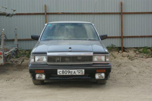 Nissan Laurel  - отзыв владельца