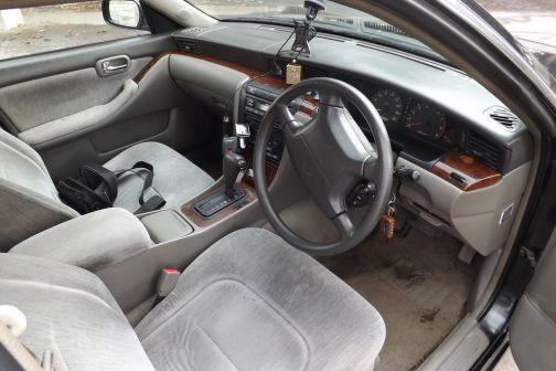 Nissan Laurel 1999 - отзыв владельца