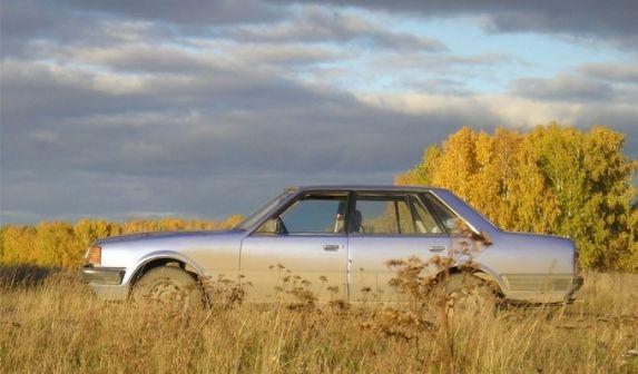 Nissan Laurel 1982 - отзыв владельца