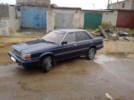 Nissan Laurel Spirit 1987 - отзыв владельца