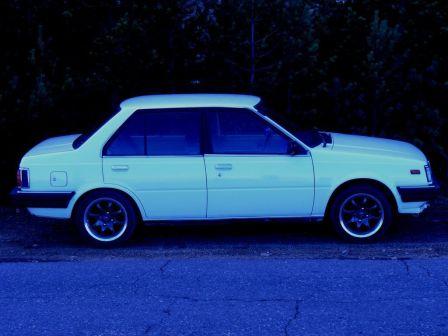 Nissan Laurel Spirit 1985 - отзыв владельца