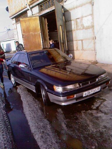 Nissan Leopard 1989 отзыв автора | Дата публикации 26.05.2008.