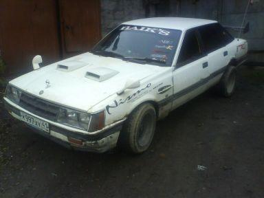 Nissan Leopard 1983 отзыв автора | Дата публикации 19.11.2008.