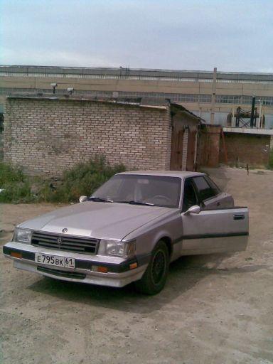Nissan Leopard 1982 отзыв автора | Дата публикации 31.01.2011.
