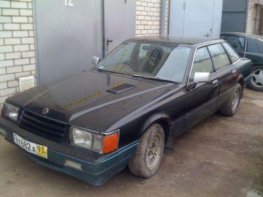 Nissan Leopard 1982 отзыв автора | Дата публикации 07.12.2011.